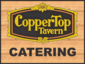 Coppertop CATERING Logo
