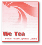 We Tea Logo